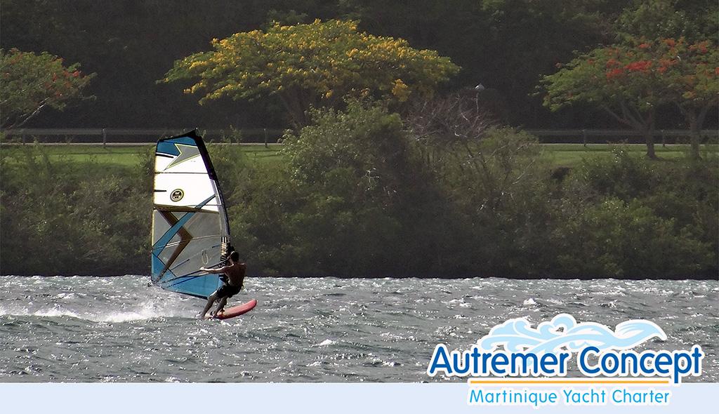 Location windsurf