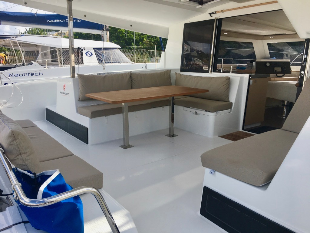 Our Boats Autremer Concept Martinique Yacht Charter