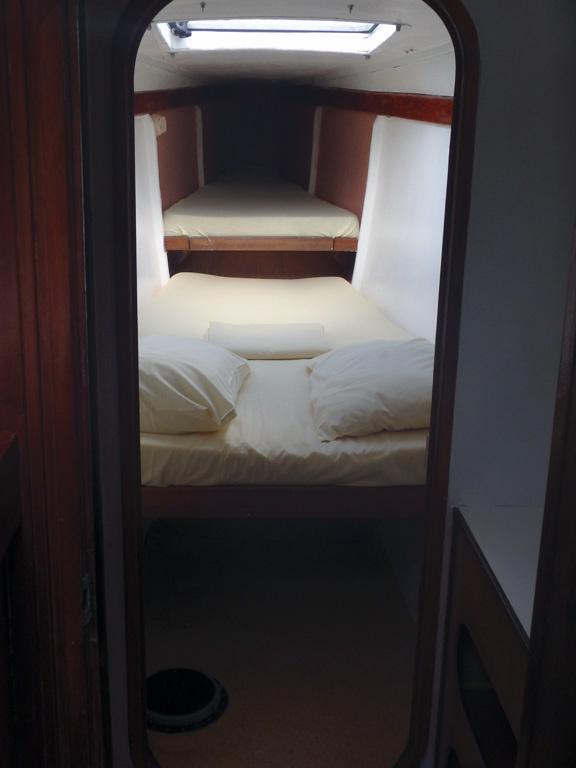 Cabine simple tribord